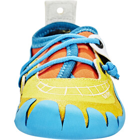 La Sportiva Gripit Climbing Shoes Kids Yellow/Flame